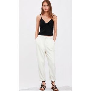 NWT! Zara Strappy Top - Size Small